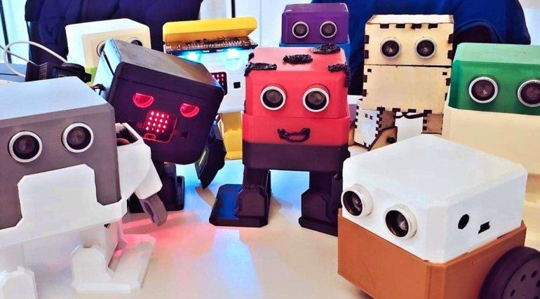 Robotika - začátečníci