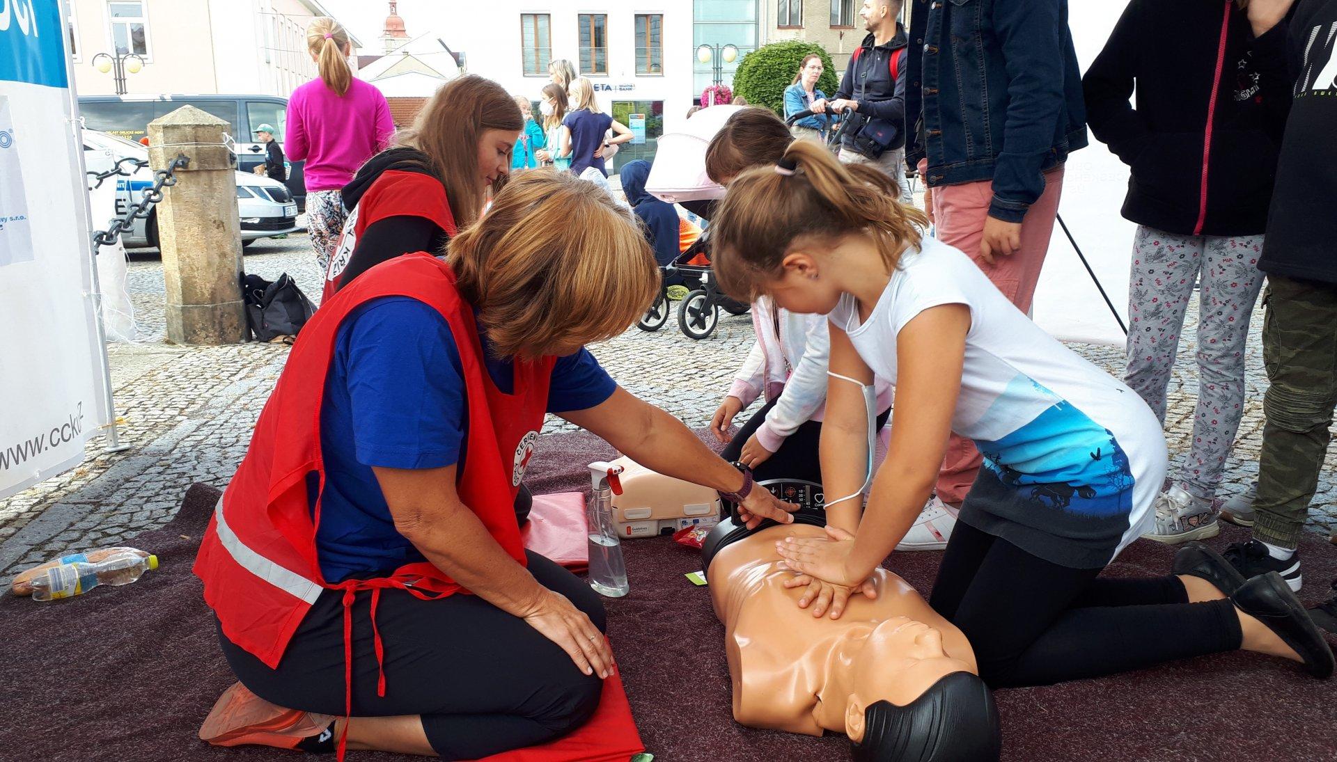 Světový den první pomoci